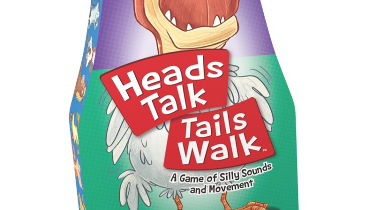 "ThinkFun ""Heads Talk Tails Walk"" Toddler Toy and Game Giveaway! @ThinkFun"