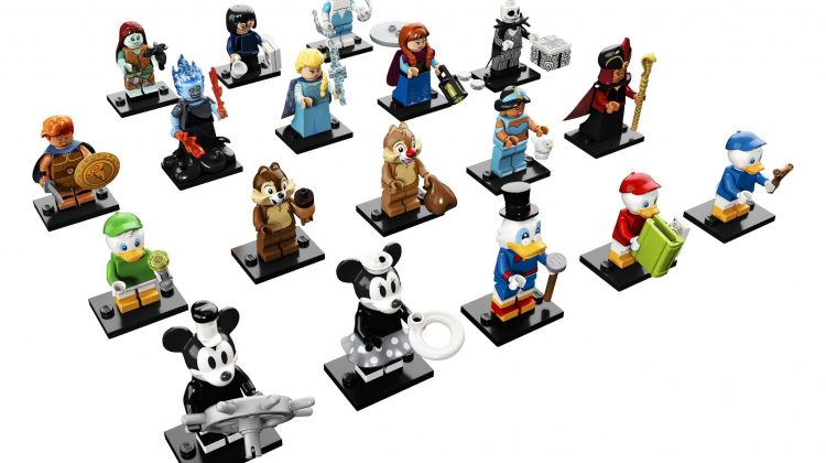 LEGO Disney Minifigures Are Here! @LEGO_Group #LEGO #Disney @Disney