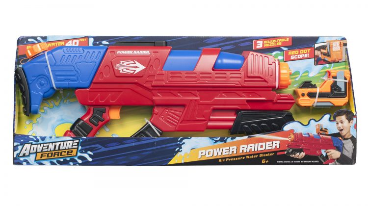Adventure Force Power Raider by Buzz Bee Toys Giveaway!