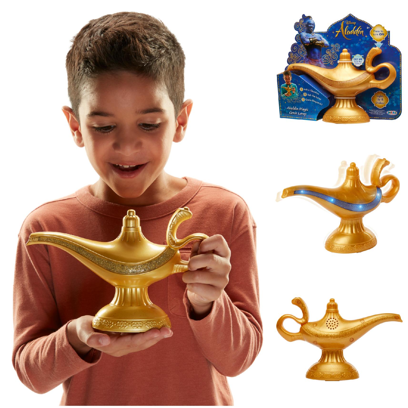 Aladdin Exclusive First Look At Products From Jakks Jakkstoys