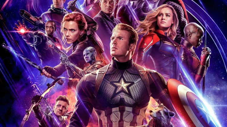 Avengers: Endgame: The Marvel Movie of The Decade, Opens Friday! #AvengersEndgame @Avengers #Avengers #Marvel @MarvelStudios @Marvel #MarvelStudios