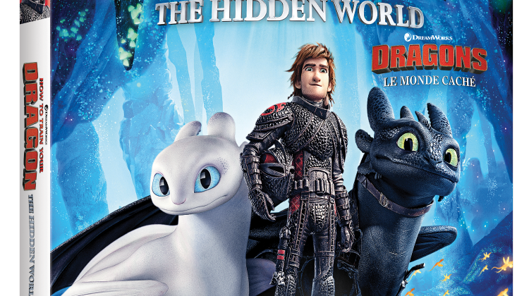 How To Train Your Dragon: The Hidden World Blu-ray™ Combo Pack Giveaway! On Digital Now & 4K Ultra HD, Blu-ray™ & DVD 5/21! #HowToTrainYourDragon @DWAnimation