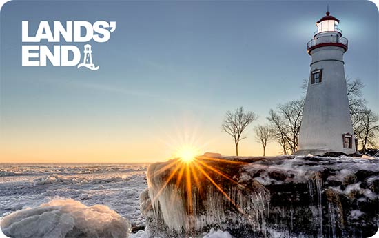 $5 Lands End Gift Card Giveaway! @LandsEnd
