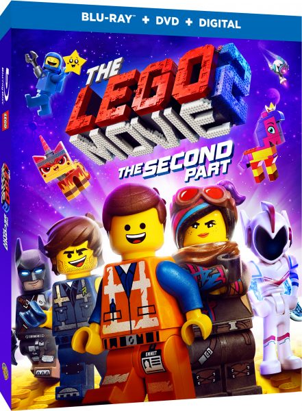 The Lego Movie 2: The Second Part DVD Giveaway!