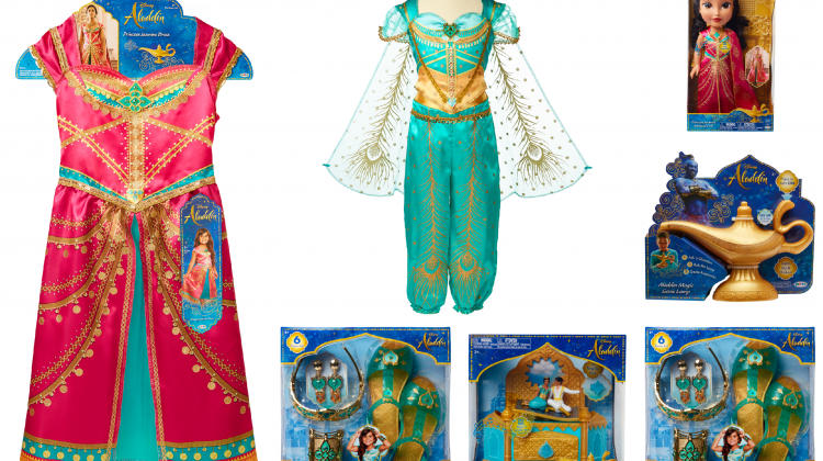 Aladdin: Exclusive First Look At Products From JAKKS! #JAKKSToys #JAKKSAladdinToys #JAKKSPacific @JAKKStoys @DisneyAladdin #Aladdin #Ad