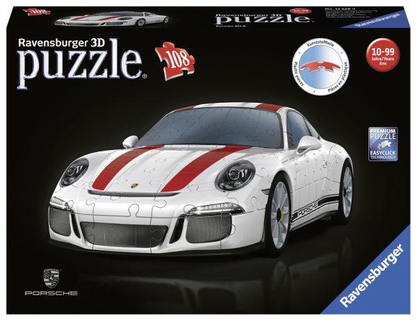 Porsche 3D Puzzle