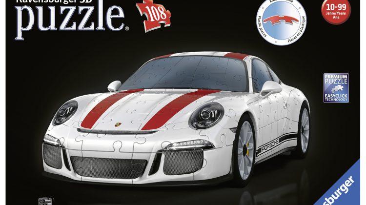 Porsche 3D Puzzle For #FathersDay Giveaway! #Ravensburger