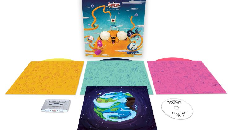 Adventure Time: The Complete Collection! Own It Now, And Buy The Music! @CartoonNetwork #AdventureTime