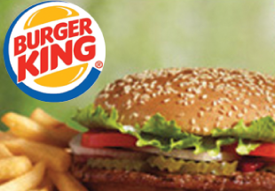 $15 Burger King Gift Card Giveaway! @BurgerKing