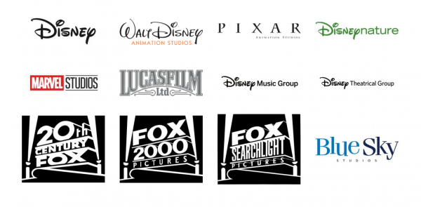 Disney-Fox's Movie Release Schedule!