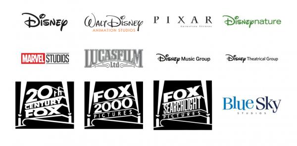 Disney-Fox's Movie Release Schedule!