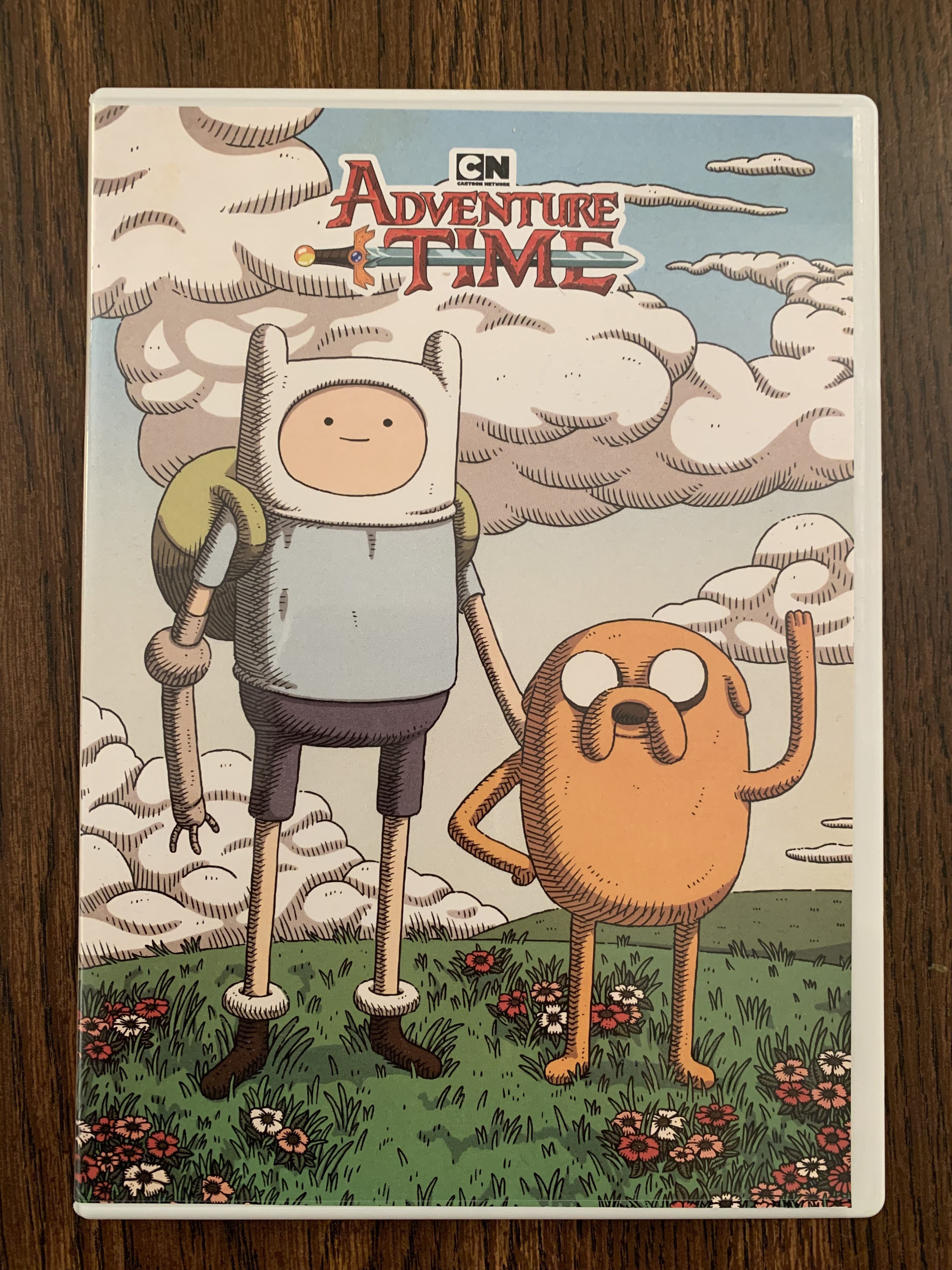 Adventure Time: The Complete Collection! Own It Now, And Buy