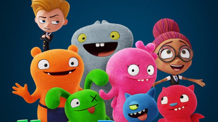 UglyDolls Movie Prize Pack Giveaway! Five Winners! #UglyDolls Opens May 3rd! @UglyDolls