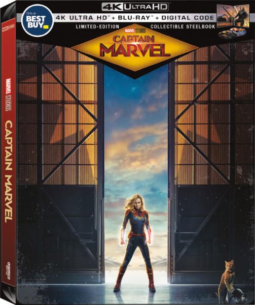 CAPTAIN MARVEL - Exclusive