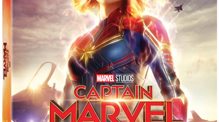 Captain Marvel on Blu-ray This Week, June 11 & On Digital Now! With Activity Sheets! #CaptainMarvel @CaptainMarvel #AD