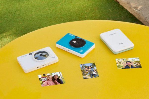 Canon IVY CLIQ Instant Print Cameras
