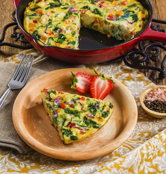 Disney's Lion King Frittata for a King