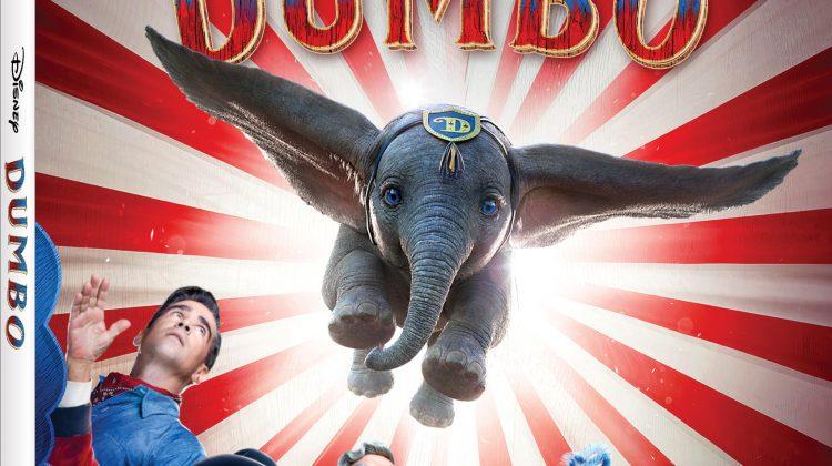 Disney's Dumbo Blu-ray Combo Pack Giveaway! @Dumbo #Dumbo