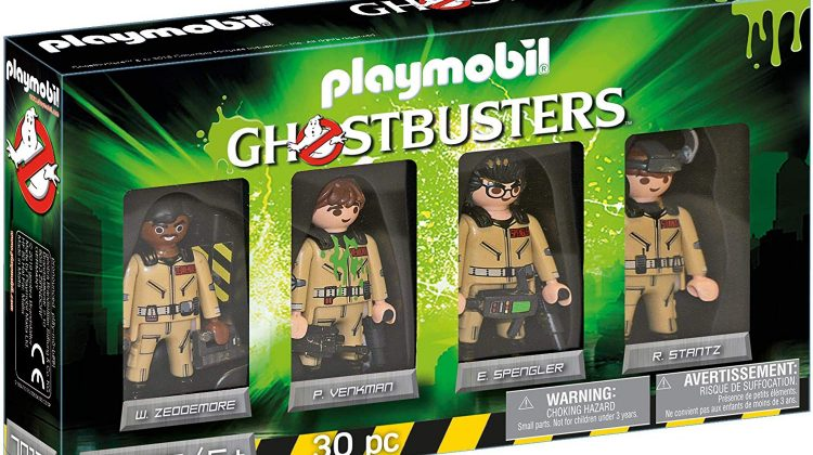 PLAYMOBIL® Ghostbusters Collector's Set Giveaway! #NationalGhostbustersDay @playmobil #playmobil