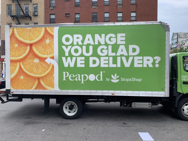 Peapod by Stop & Shop Delivers Fresh Every Time! Read More