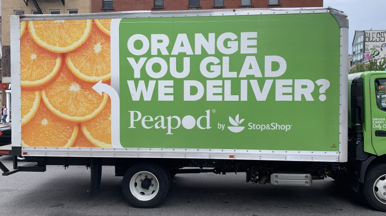 Peapod by Stop & Shop Delivers Fresh Every Time! Read More For Discounts, NY Yankees Sweepstakes, & NY Yankees Ticket Giveaway! @PeapodDelivers #Peapod