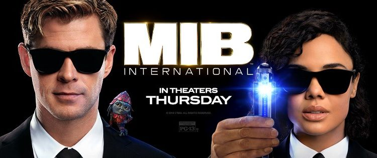 Men in Black International Opens Today! See Surprise Photos! @MenInBlack @SonyPictures #MIB #MIBInternational #MeninBlackInternational @Lexus #Lexus