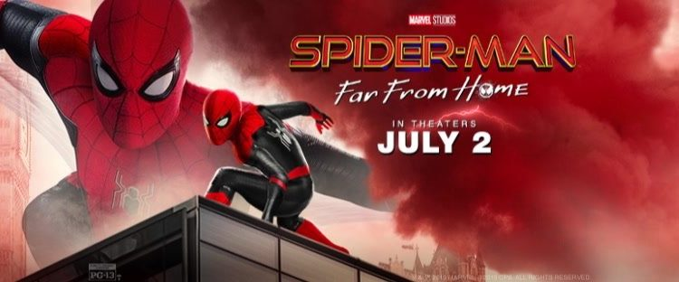 Spider-Man: Far From Home Wins Again, See It July 2nd! #spidermanfarfromhome @SpiderManMovie #SpiderManMovie @SpiderMan