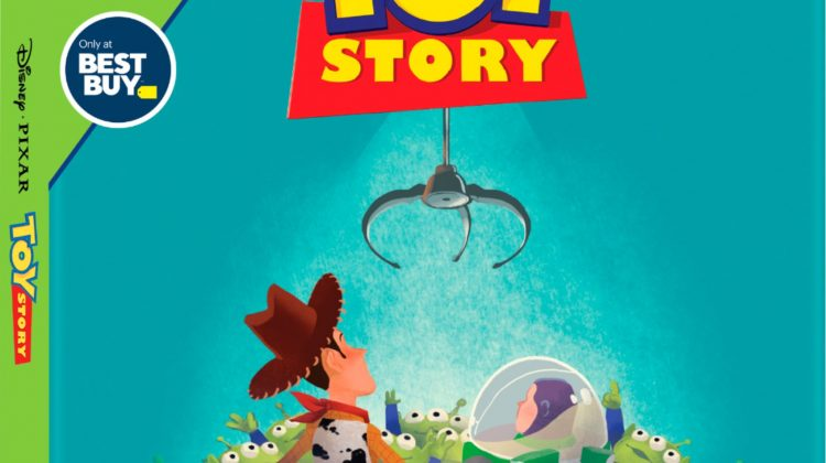 Toy Story Exclusive SteelBooks Available @BestBuy! And Pre-order #ToyStory4 Now! #ad