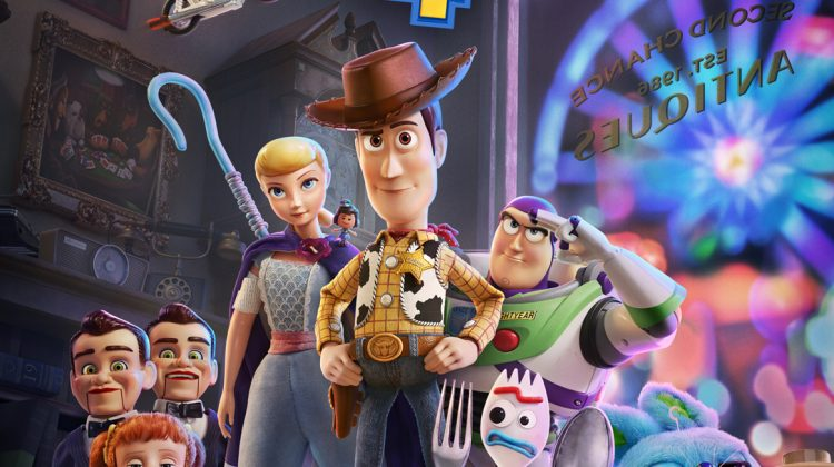 Toy Story 4 – @Pixar Does It Again! Opens June 21! @ToyStory @Disney #ToyStory4 #ToyStory