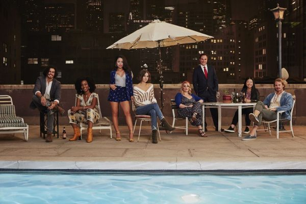 Good Trouble on Freeform TV in July!