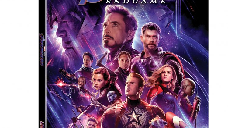 Marvel Studios' Avengers: Endgame: Own It Tuesday, August 13th! #AvengersEndgame @Avengers #Avengers #Marvel @MarvelStudios @Marvel #MarvelStudios #AD