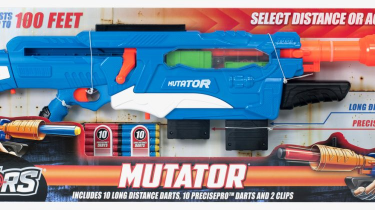 Air Warriors Mutator Blaster Giveaway! #BuzzBeeToys