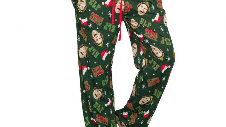 Ugly Christmas Lounge Pants Giveaway! @uglyXsweater