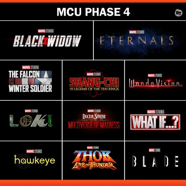 MARVEL STUDIOS REVEALS EXCITING NEW PLANS