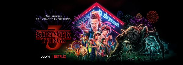 Stranger Things Returns on July 4th!