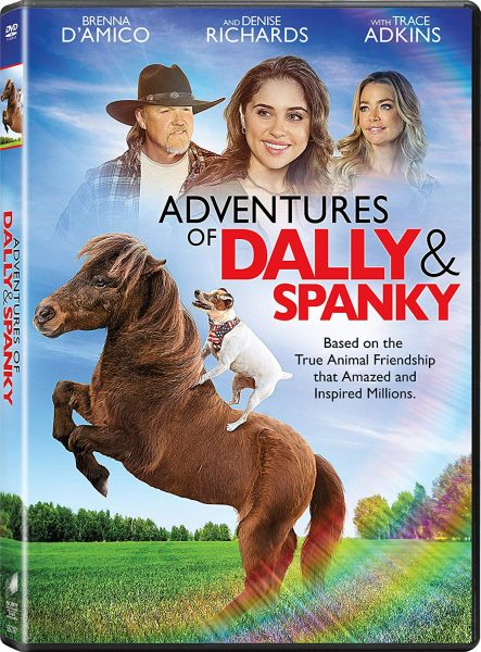 ADVENTURES OF DALLY & SPANKY DVD