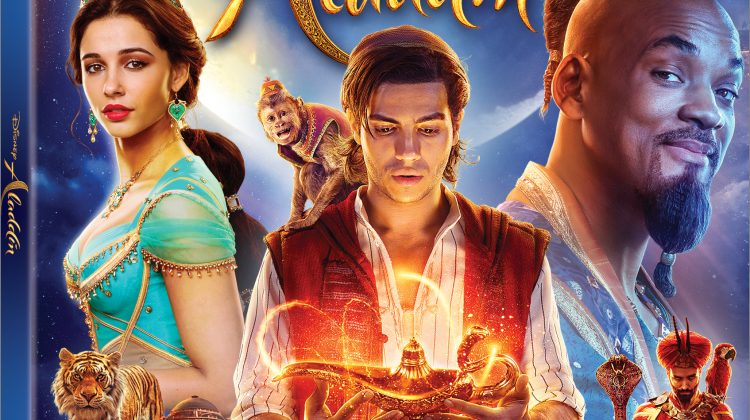 Double Disney Aladdin Giveaway – The Live Action Combo Pack & The Animated Combo Pack! @DisneyAladdin #DisneyAladdin #Aladdin #AladdinMovie #AD