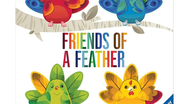 Friends of a Feather Giveaway! #Ravensburger