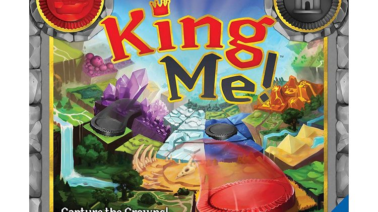 King Me! Game Giveaway! #Ravensburger