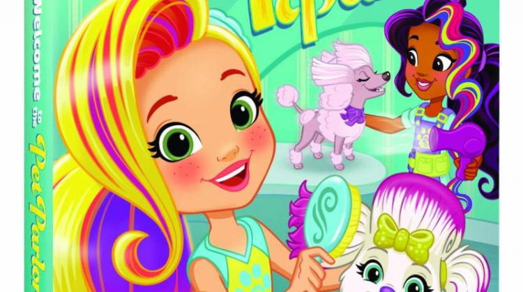 Sunny Day: Welcome to the Pet Parlor DVD Giveaway! @NickelodeonDVD @Nickelodeon #Nickelodeon
