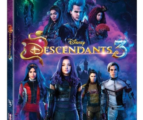 Disney Descendants 3 is Here! #Descendants3 #GoodToBeBad #Descendants #AD