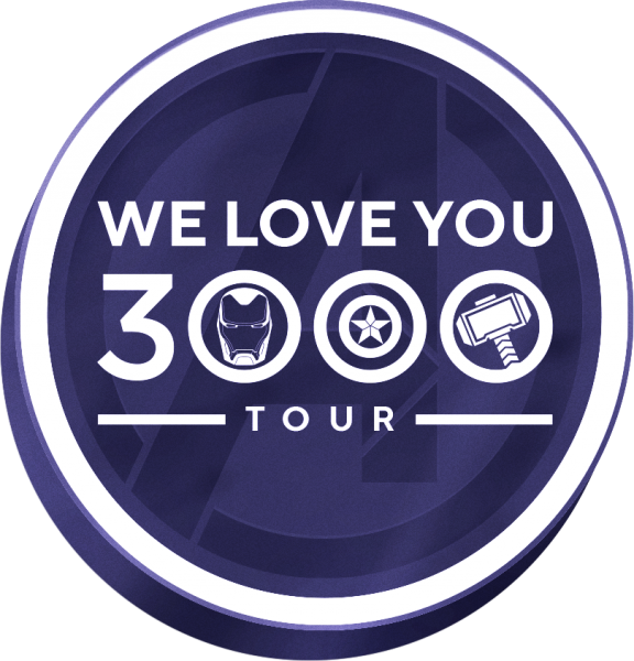 """WE LOVE YOU 3000"""