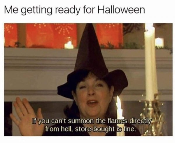 Halloween Memes to amuse you for this Halloween!