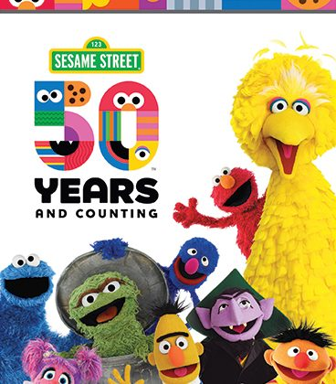 Sesame Street: 50 Years And Counting DVD! Triple Giveaway! @sesamestreet #SesameStreet #ThisIsMyStreet