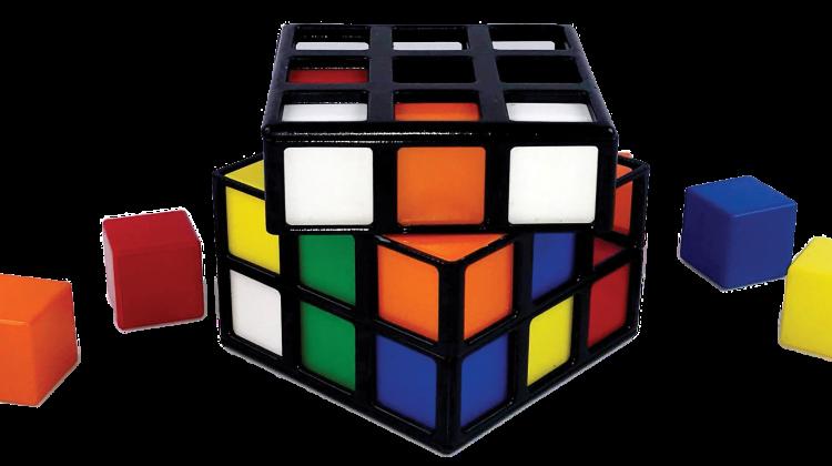 Rubik's Cage Game Giveaway! @UniversityGames #UniversityGames #Rubiks #SuiteSweet19