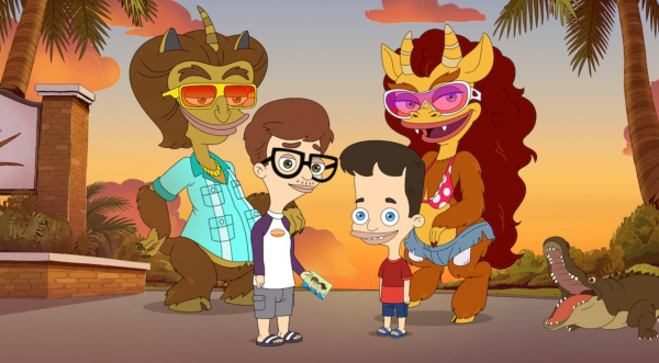 Big Mouth on @Netflix Season Three Was Just Released