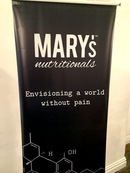 CBD Products From Mary's Originals!
