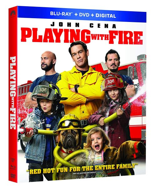 Playing With Fire Blu-ray Combo Pack And Family Fun Kit Giveaway!