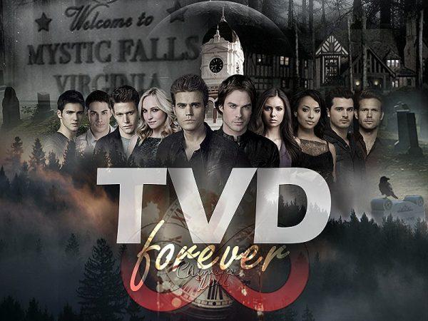 Binging The Vampire Diaries