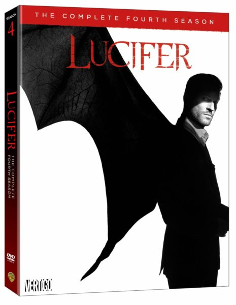Lucifer: The Complete Fourth Season Own It May 12th